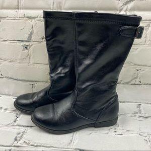 Kenneth Cole reaction girls boots- zipper back